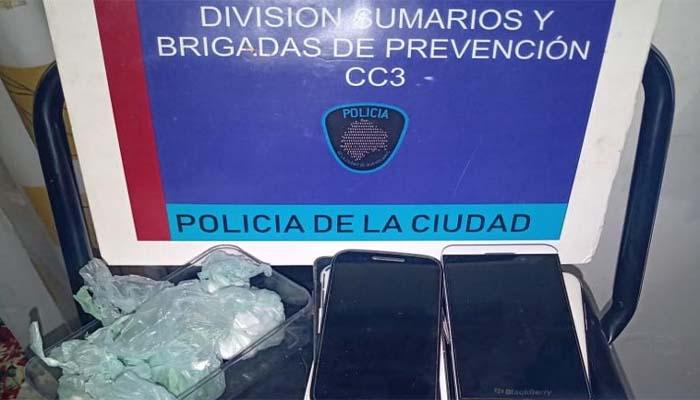 Detenidos en Caballito y en Balvanera