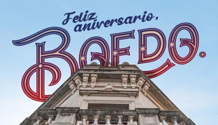 ¡Feliz aniversario, Boedo!