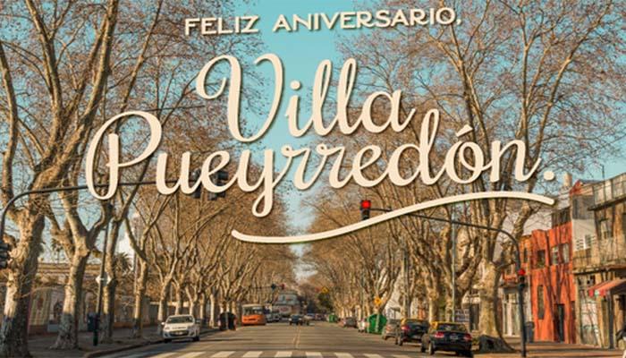 114º aniversario de Villa Pueyrredón