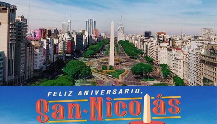 Aniversario del barrio de San Nicolás