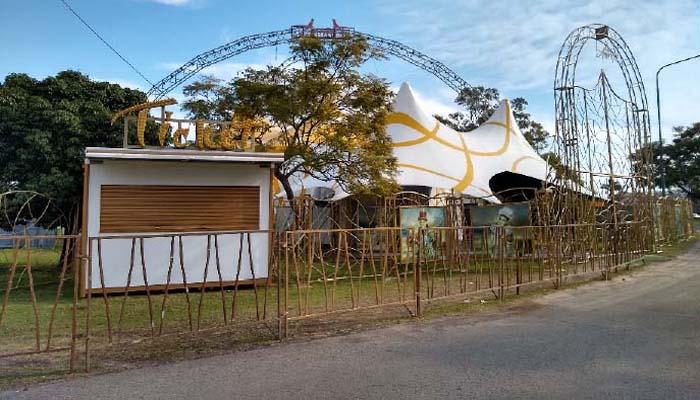 ¿Cuál es la situación del Parque Sarmiento?