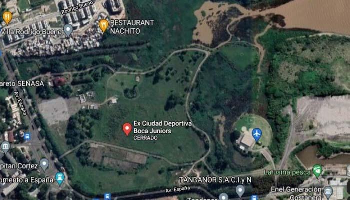 Proyecto de urbanización del predio de la ex Ciudad Deportiva de Boca Juniors