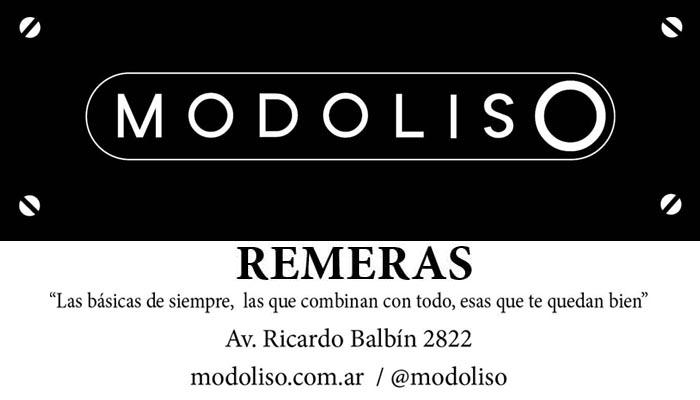 Modoliso Remeras