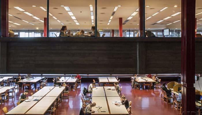 Las Bibliotecas ya funcionan al 100% de aforo