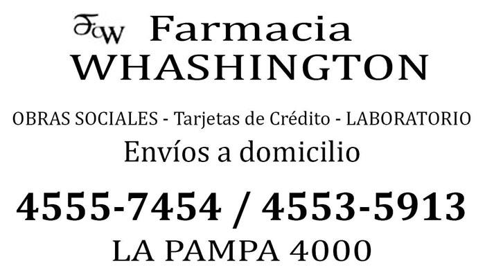 Farmacia Whashington